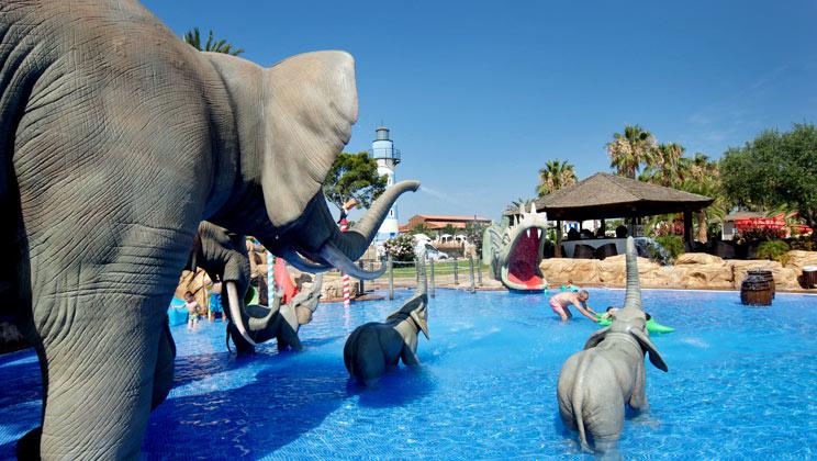 The wonderful Cambrills Park Resort