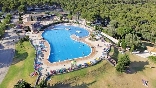 Castell Montgri spectacular holiday park!