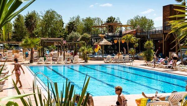 Les Sablons Swimming pool