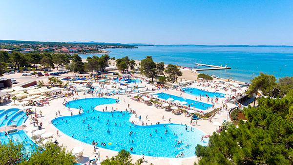 Zaton Holiday Resort in Zadar